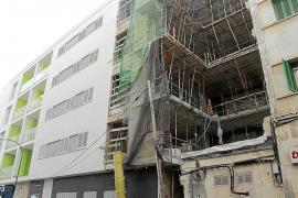 Condenados dos responsables de una obra en Palma por un grave accidente laboral