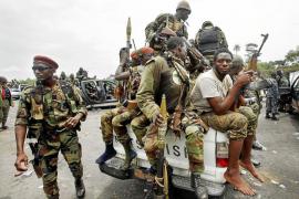Francia y fuerzas de la ONU atacan posiciones de Gbagbo en Abiyán