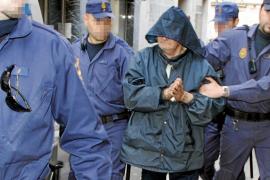 El fiscal pide para el autor del crimen de es Camp Redó 20 años en un psiquiátrico penitenciario