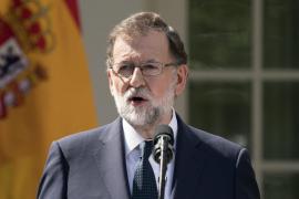 Rajoy analiza con sus ministros las acciones previstas ante el 1-O