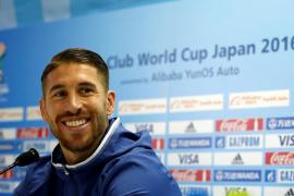 Sergio Ramos, sobre el tuit de Piqué: «No creo que ayude a que no le piten»
