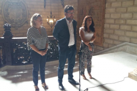 Noguera destaca «la buena coordinación» de los cuerpos de seguridad durante el verano en Palma