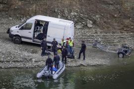 Los Mossos confirman que los cadáveres de Susqueda son de los dos jóvenes desaparecidos