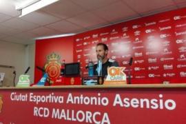 Vicente Moreno: «Los buenos resultados no van a hacer que nos relajemos»