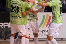 El Palma Futsal se estrena ante el líder