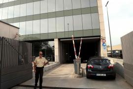 La Guardia Civil entra en el CTTI para comprobar si se han bloqueado los sistemas de voto telemático
