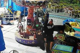 Ingresa en prisión un joven por asaltar 20 bares y comercios de Santa Ponça