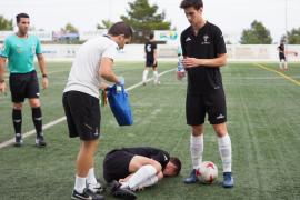 Derrota de la Peña Deportiva ante El Olivar