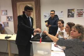Puigdemont asegura que quien quiera votar «lo podrá hacer»
