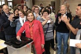 Forcadell: «Será el Estado quien tendrá que explicar al mundo lo que ha hecho en Catalunya»