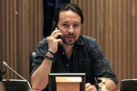 Iglesias dice que le «repugna» lo que está haciendo el PP a la democracia