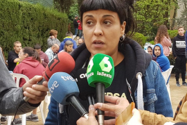 Gabriel (CUP) recuerda que la ley del referéndum contempla declarar la independencia