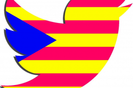 Los 'tuits' del referéndum del 1 de octubre en Cataluña