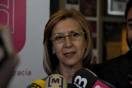 Rosa Díez aboga por suprimir los Consells Insulares
