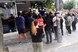 Interior difunde vídeos de agresiones a policías y guardias civiles