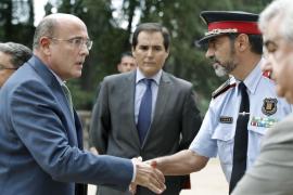 Sindicatos policiales pedirán acciones penales contra Trapero por su «pasividad»