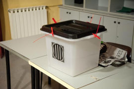El Gobierno denuncia la «improvisación» de la Generalitat incumpliendo su propio manual de instrucciones