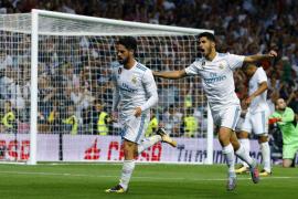 Isco pone fin a la inestabilidad del Real Madrid en el Bernabéu