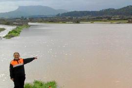 Algaida, Montuïri y Porreres reclaman las ayudas por los daños del temporal