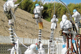 Japón se ve forzado a verter al mar miles de toneladas de agua radiactiva