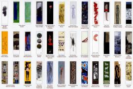 El arte contemporáneo se apunta a Sant Jordi