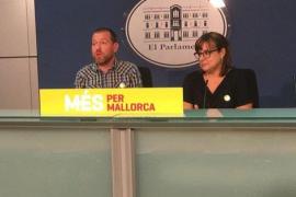 Més insiste en su intención de celebrar un referéndum de independencia en Baleares