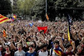 Las universidades catalanas y los estibadores secundarán la huelga general contra la violencia del 1-O