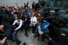 Hoteles de Calella echan a policías y guardias civiles a los que daban alojamiento