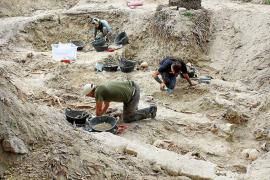 Último intento para hallar los restos de los cuatro republicanos de la fosa de Montuïri