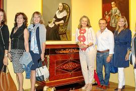 Visita al Museo de Artes Decorativas de Son Pax