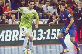 El Palma Futsal blinda a Eloy Rojas
