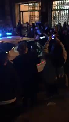 Los sindicatos policiales denuncian que los Mossos llevaron las urnas en coches patrulla