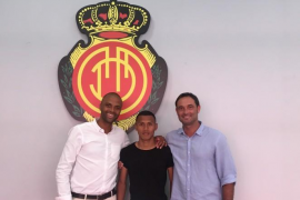 El Mallorca ata a Bryan Reyna hasta 2021