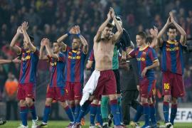 El Barça también golea (5-1)