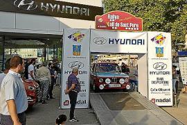 Proa Automoción, en el Rally Vall de Sant Pere