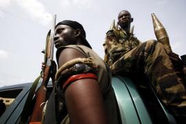 Gbagbo resiste en su búnker el asalto de las tropas leales a Ouattara