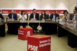El PSOE coincide con Felipe VI en la defensa de la ley y la integridad territorial