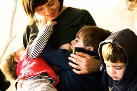 Visibilidad para tomar conciencia social de la lactancia materna