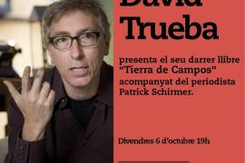 David Trueba presenta 'Tierra de Campos' en Rata Corner