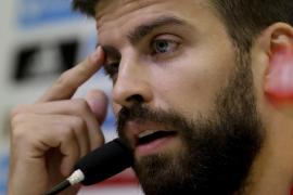 Piqué descarta abandonar la selección española porque «es un reto»