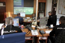 Muestran su apoyo a la Policía Nacional en Baleares