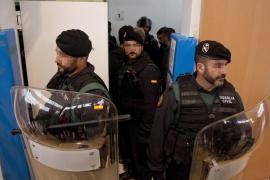 Los guardias civiles trasladan al Congreso su abandono y acoso en Cataluña