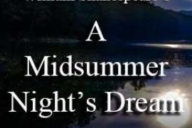 Morgana Teatre sube al escenario del Auditòrium 'A midsummer night's dream' en inglés