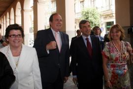 La Policía Nacional apunta a Rodríguez como líder de la «maquinaria criminal» en Cort y señala también a Cirer