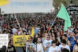 Baleares cerró el mes de julio con un nuevo récord de presión demográfica