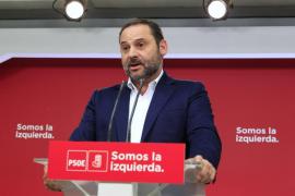 El PSOE acusa al president de la Generelitat de «cinismo» y escudarse en la población catalana