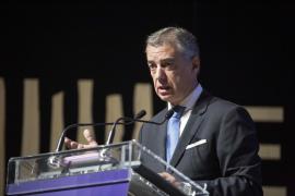 El lehendakari valora que Puigdemont se haya mostrado «dispuesto a la mediación»
