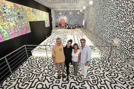 'Vivir' activamente en el mundo creativo de Keith Haring
