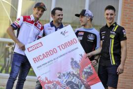 Barberá, Canet, Navarro y Lecuona presentan el cartel del GP de Cheste