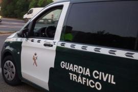 Fallece un motorista en la autopista de Levante en Palma